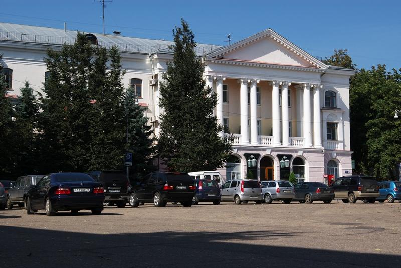 Чернигов - Фасад
